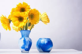 How To Draw A Vase Of Flowers For Mother U0027s Day Turn A Simple Vase Into A Work Of Art The
