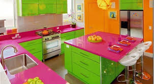 couleurs cuisine de la couleur dans votre cuisine andalucia immobilier