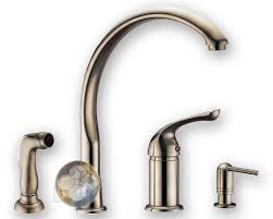 sink faucet design danze melrose 4 hole kitchen faucets single