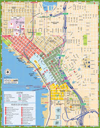 Sc Metro Map by Maps Update 700698 Seattle Tourist Map U2013 11 Toprated Tourist