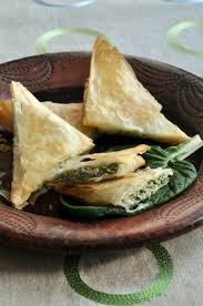 cuisiner le vert des blettes samossas au vert de blette raifort et philadelphia vert blette