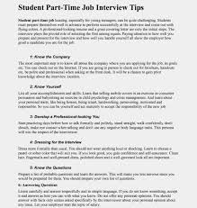 best resume for part time jobs near me objective part time resume exles of what goes in how to write
