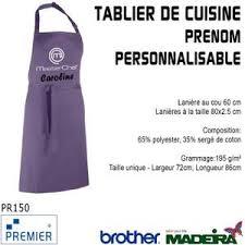 acheter tablier cuisine tablier cuisine violet achat vente pas cher