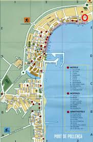 Majorca Spain Map Accommodation In Pollensa Puerto Pollensa Where To Stay In