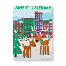 advent calendar with chocolate 2 54oz target