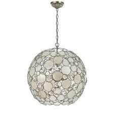 Sphere Ceiling Light by Globe Pendant Lighting Bellacor