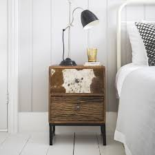 montana 2 drawer bedside drawers