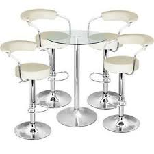 kitchen bar table and stools bar tables kitchen furniture ebay