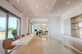 cuisine luxueuse cuisine luxe moderne design leicht maison de prestige ajaccio