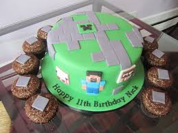 minecraft cake sweet discoveries
