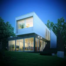 two storey building two storey building in nature 3d cgtrader