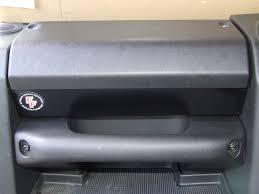 land rover puma interior defender glove box for tdci puma paddock spares