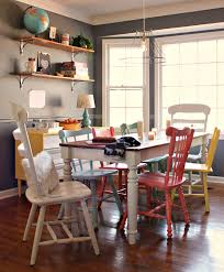 the little farm diary decorating with color a dining room story