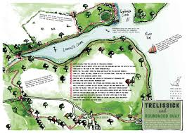 Forgotten Shore Map Trails Spotty Dog Trails
