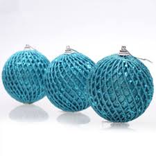 6cm tree ornaments decorated hotel mall