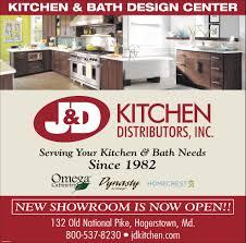 and bath design center j and d kitchen distributors inc