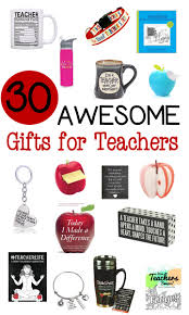 30 awesome gifts for teachers the kindergarten connection