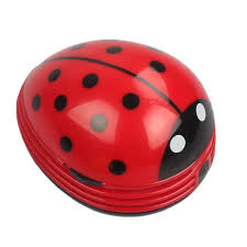 amazon com cute portable beetle ladybug cartoon mini desktop