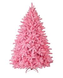 pretty in pink christmas tree treetopia
