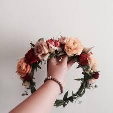 Rose Flower Design Best 10 Rose Crown Ideas On Pinterest Rose Floral Crowns