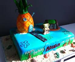die besten 25 spongebob birthday cakes ideen auf pinterest