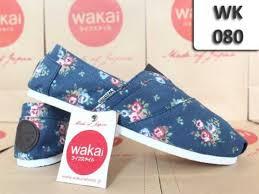 Jual Sepatu Wakai akbaraji