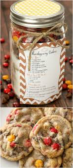thanksgiving cookie jar gift