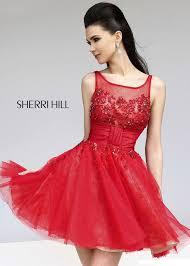 25 best sherri hill short prom dress images on pinterest sherri
