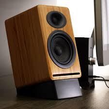 studio monitor desk stands ds2 desktop stand pair u2014 audioengine
