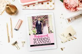 how to become a certified wedding planner best wedding planning courses online