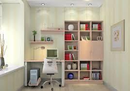 bureau bibliothèque intégré le bureau avec étagère designs créatifs archzine fr