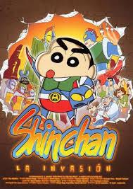 Shin Chan: La invasión (1993)