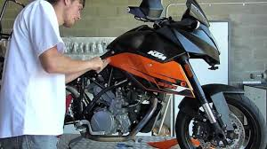 radguard fitting instructions for 2008 12 ktm 990 sm t r youtube