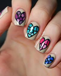 36 romantic and lovely nail art design for valentine u0027s day all