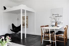 Ways To Divide A Room by 10 Small One Room Apartments Featuring A Scandinavian Décor