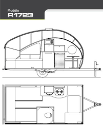 teardrop cer floor plans 241 best teardrop fascination images on pinterest c trailers
