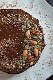 fudgy chocolate beet cake with chocolate avocado frosting vegan
