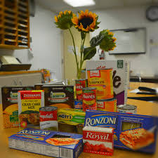 thanksgiving mix west essex middle students take on thanksgiving food drive