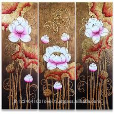 hotel home spa decor original asian thai style pink lotus