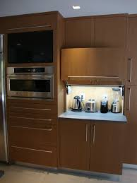 Kitchen Cabinet Appliance Garage by What Is An Appliance Garage U2013 Garage Door Decoration