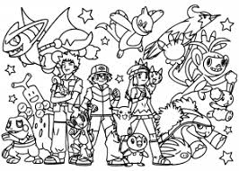 coloring pages for pokemon characters pokemon coloring pages colorings world