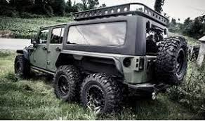 Home Designs Unlimited Reviews Jeep Wrangler Chinese Firm Reveals 6x6 Jeep Wrangler Dubbed The