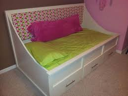 lovable twin daybed with storage watch more like diy daybed with