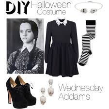 wednesday costume spooky season is back costume ideas wednesday