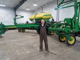 John Deere 71 Planter by From The Field Crop Report For April 19 The Field Position
