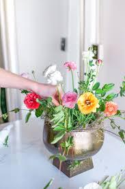 spring floral arrangement darling down south