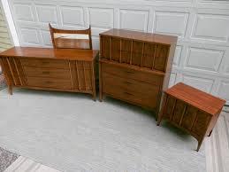 Bedroom Furniture Kent Kent Coffey Bedroom Set Mid Century Modern Furniture