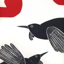 Tuis Kokowhai Rauponga With Tuis By Annie Sandano U2013 Seed Gallery