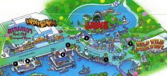 Universal Park Orlando Map by Universal Orlando Universal Studios Florida Amity Photos