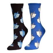 dreidel socks hanukkah crew socks hanukkah socks hanukkah and